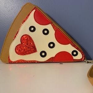 Handbags - Pizza ❤️ wristlet.